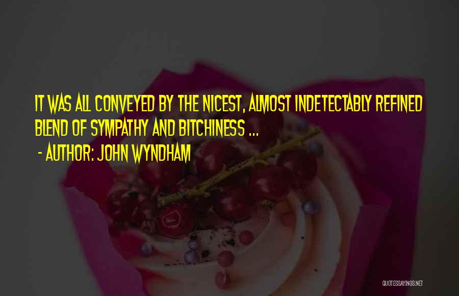 John Wyndham Quotes 1818746