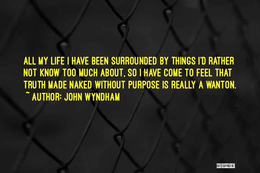 John Wyndham Quotes 192150