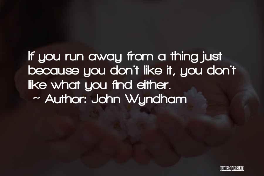 John Wyndham Quotes 1966525
