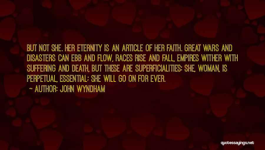 John Wyndham Quotes 2013316