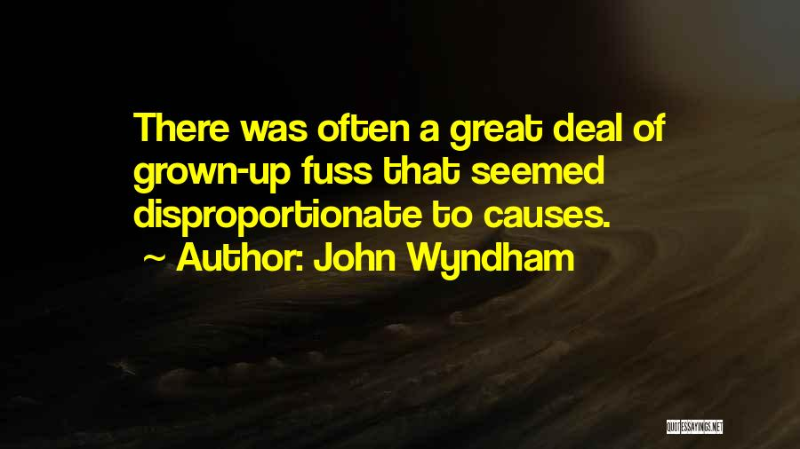 John Wyndham Quotes 2042650