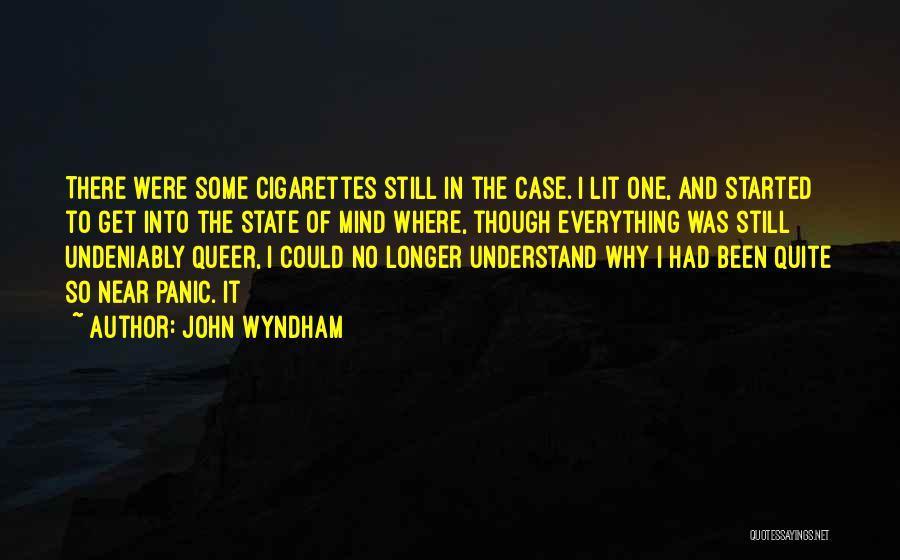 John Wyndham Quotes 2199918