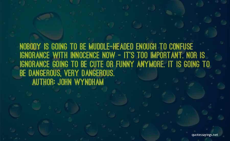 John Wyndham Quotes 2201392