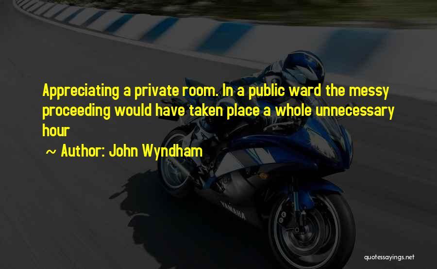 John Wyndham Quotes 2263584