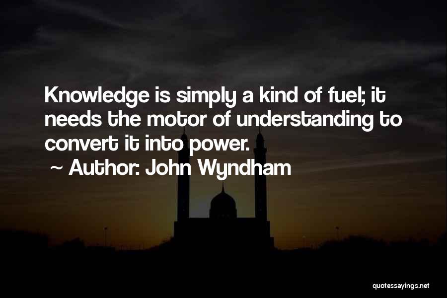 John Wyndham Quotes 249451