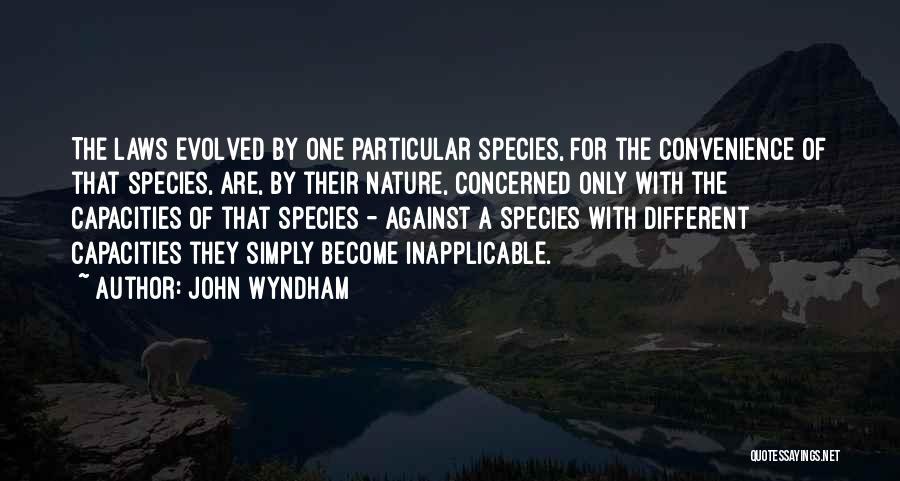 John Wyndham Quotes 350103