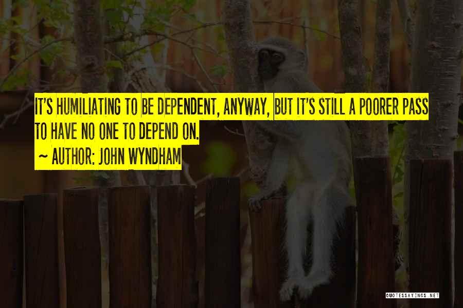 John Wyndham Quotes 436522