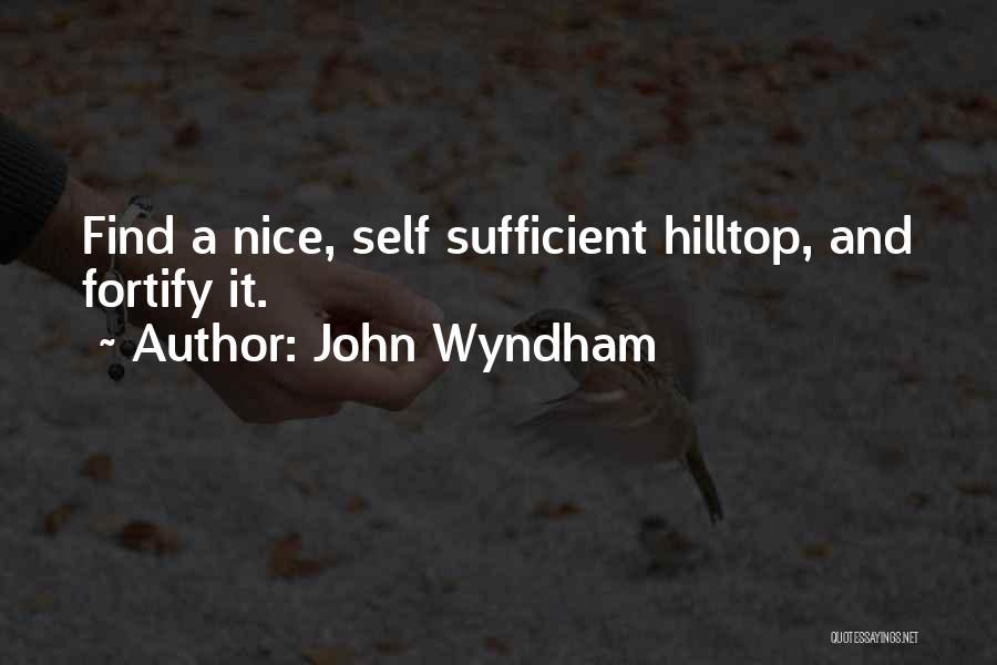 John Wyndham Quotes 505447