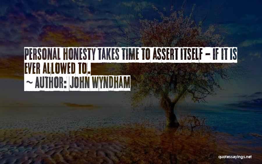 John Wyndham Quotes 550519