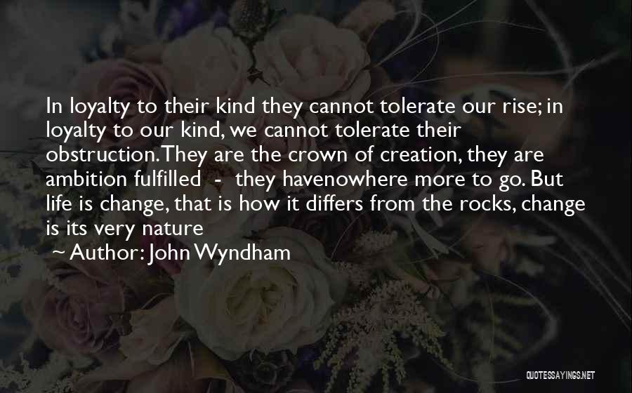 John Wyndham Quotes 703965