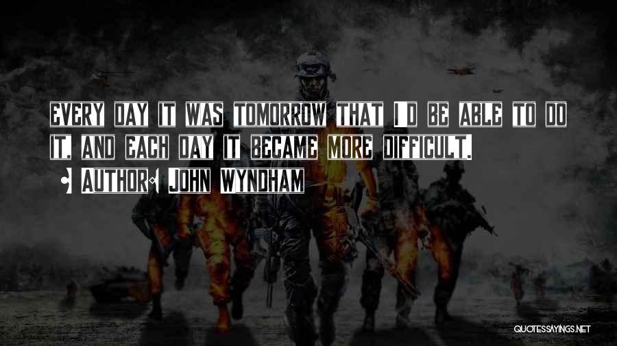 John Wyndham Quotes 864163