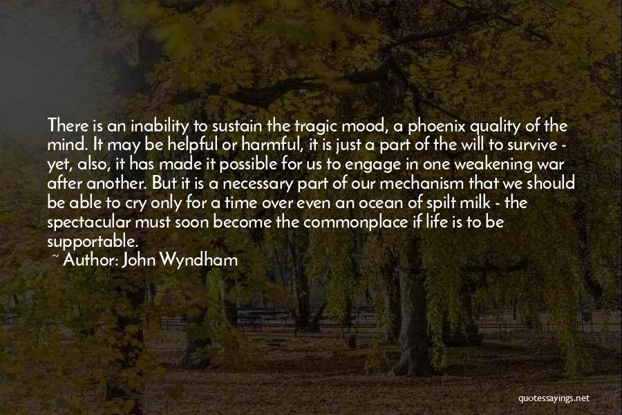 John Wyndham Quotes 924453