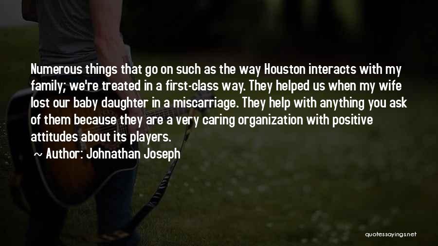 Johnathan Joseph Quotes 471760