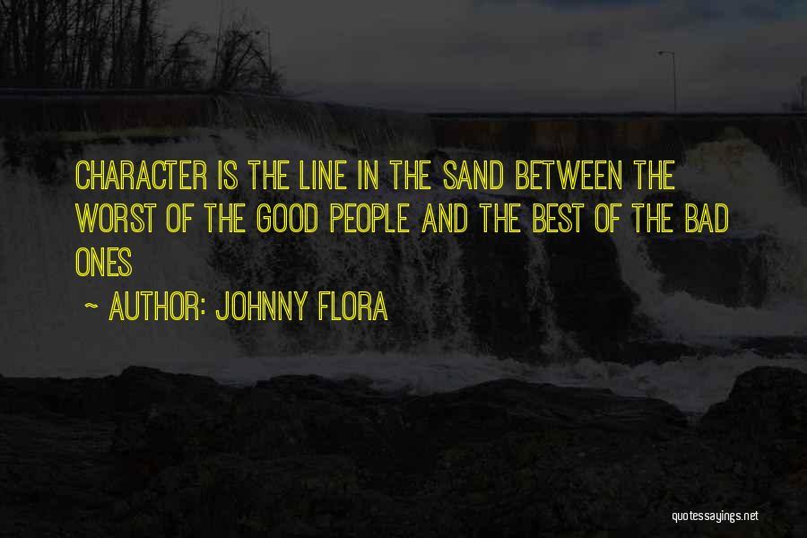 Johnny Flora Quotes 2127754
