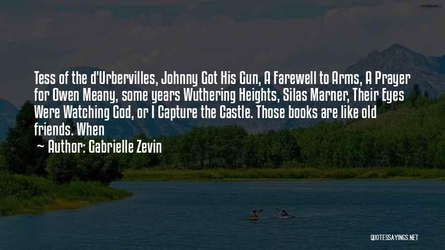 Johnny Got His Gun Quotes By Gabrielle Zevin