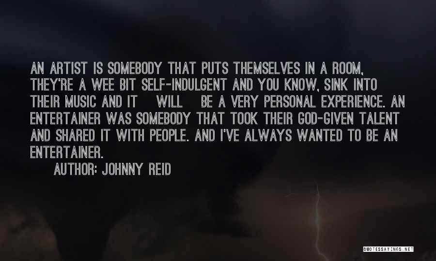 Johnny Reid Quotes 837361