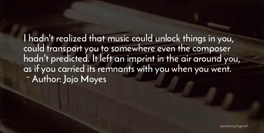 Jojo Moyes Quotes 1000484