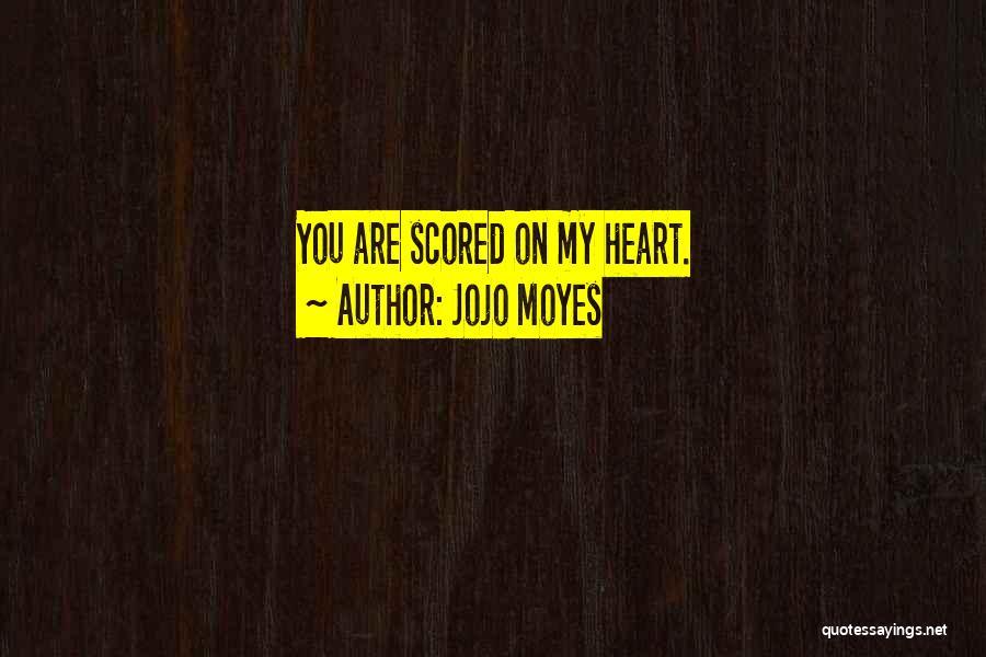 Jojo Moyes Quotes 1003921