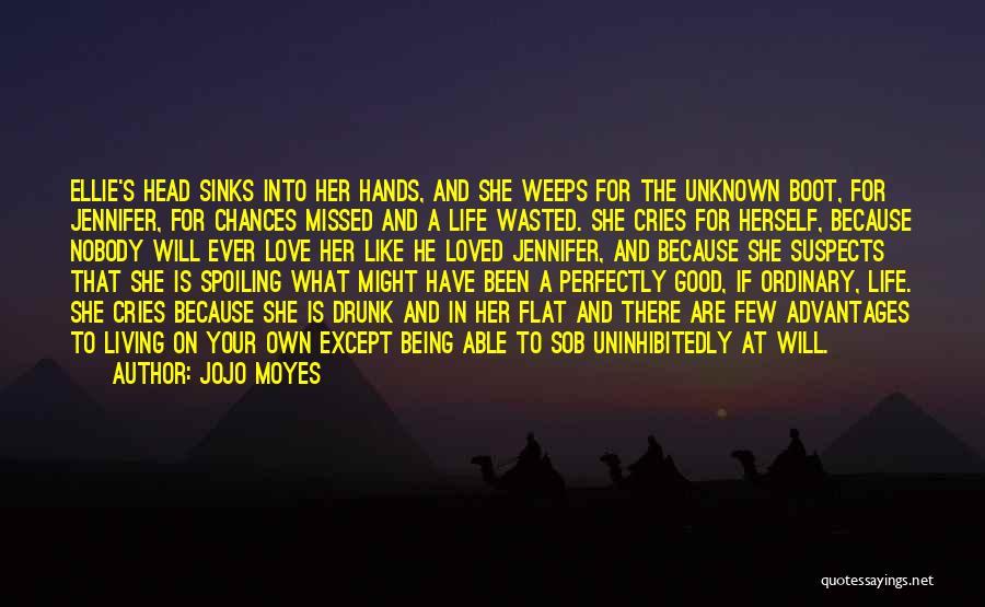 Jojo Moyes Quotes 124805