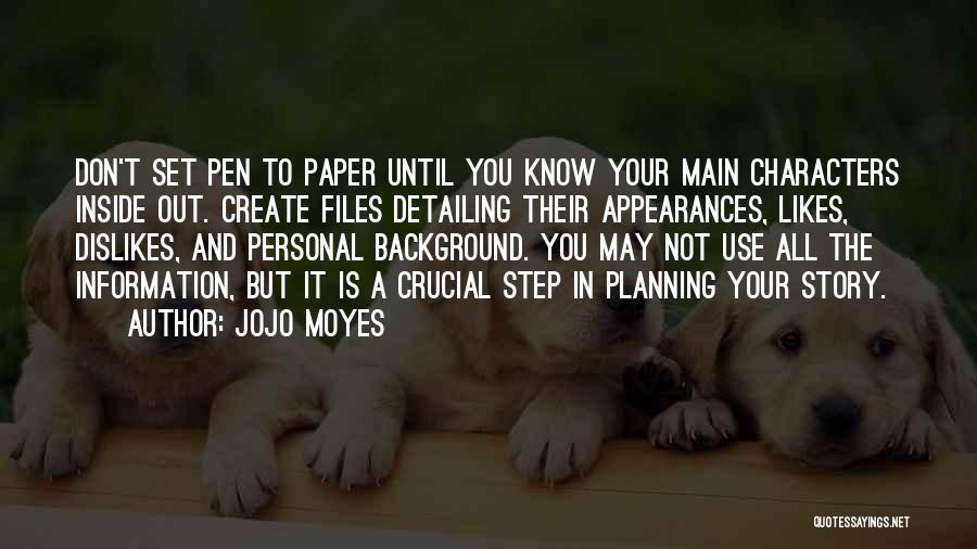 Jojo Moyes Quotes 1515224