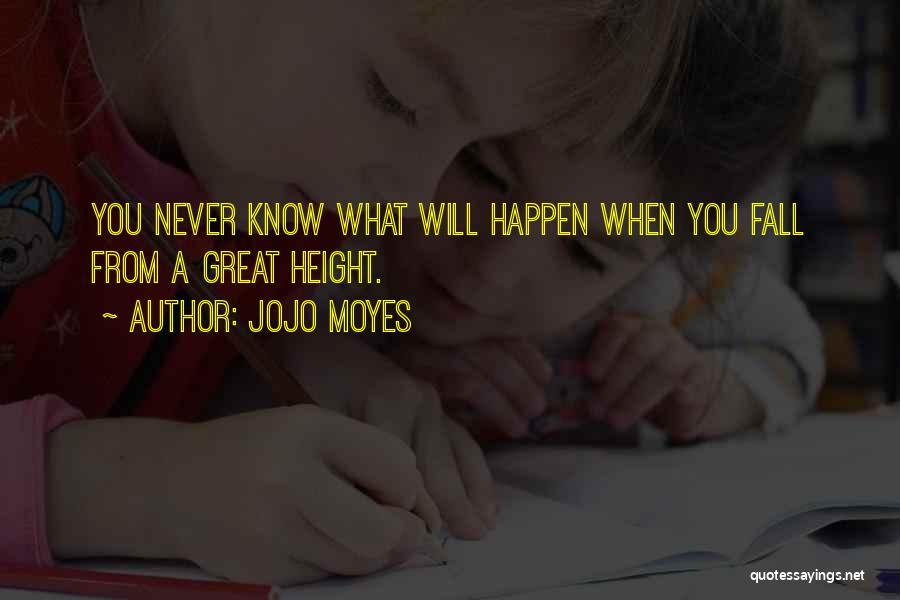 Jojo Moyes Quotes 187727