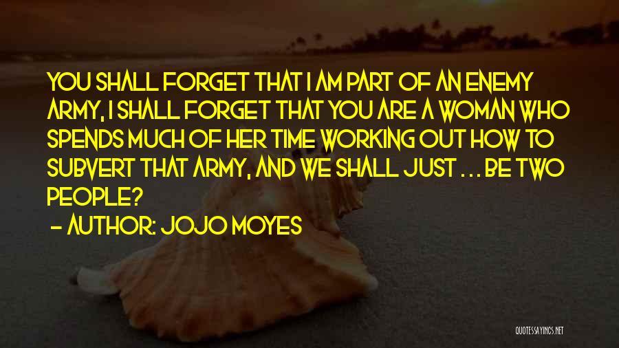 Jojo Moyes Quotes 1907047