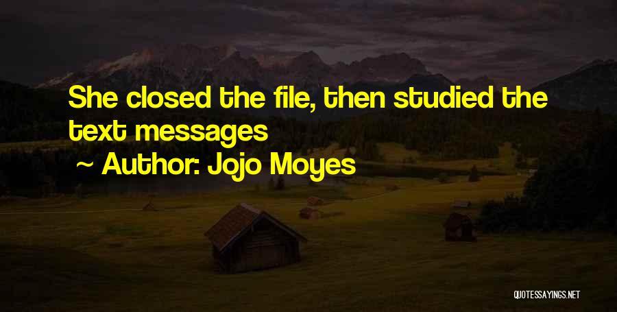Jojo Moyes Quotes 1973089
