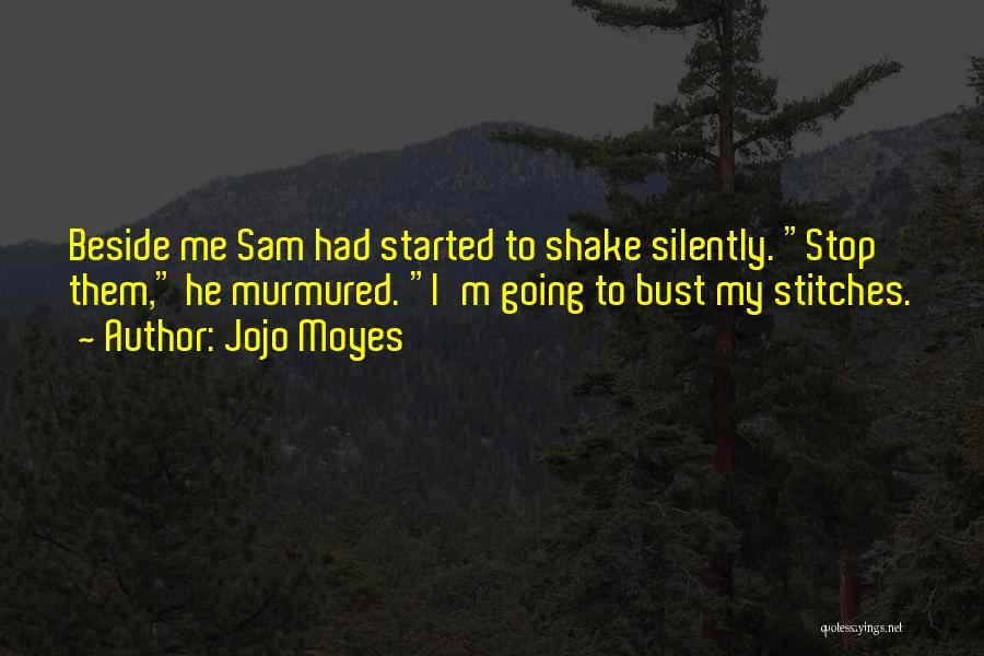 Jojo Moyes Quotes 204721