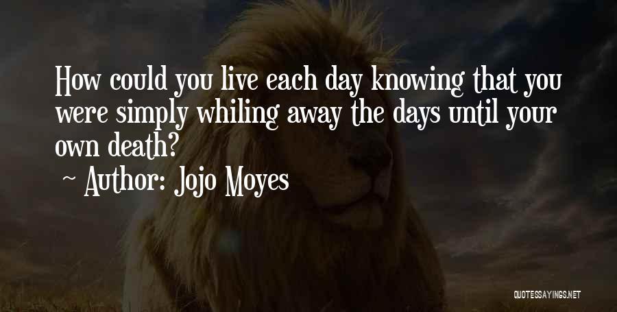 Jojo Moyes Quotes 368518
