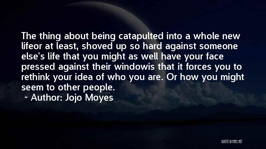 Jojo Moyes Quotes 826272