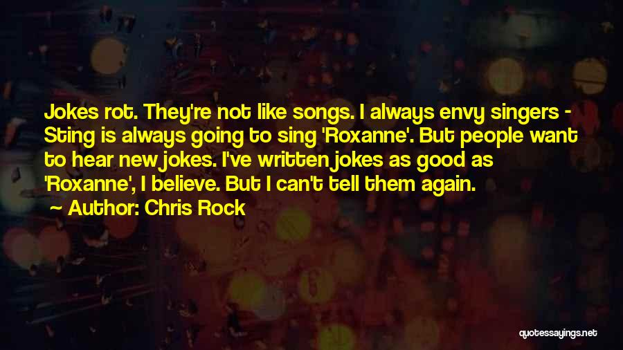 Jokes New Quotes By Chris Rock