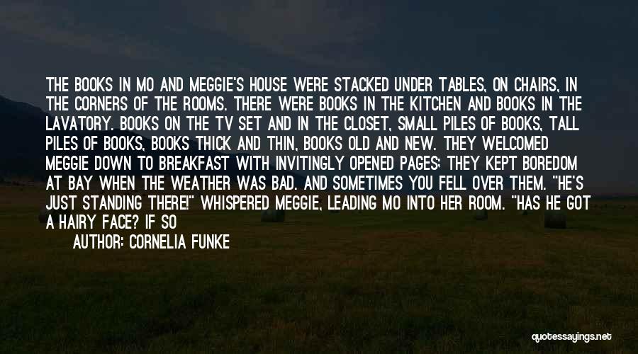 Jokes New Quotes By Cornelia Funke