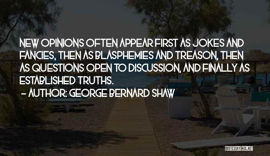 Jokes New Quotes By George Bernard Shaw