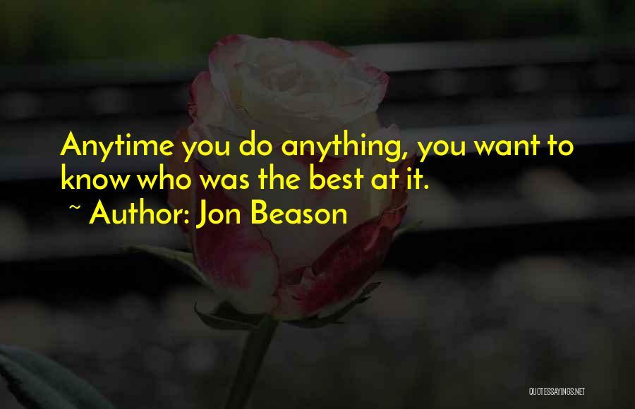 Jon Beason Quotes 1196379