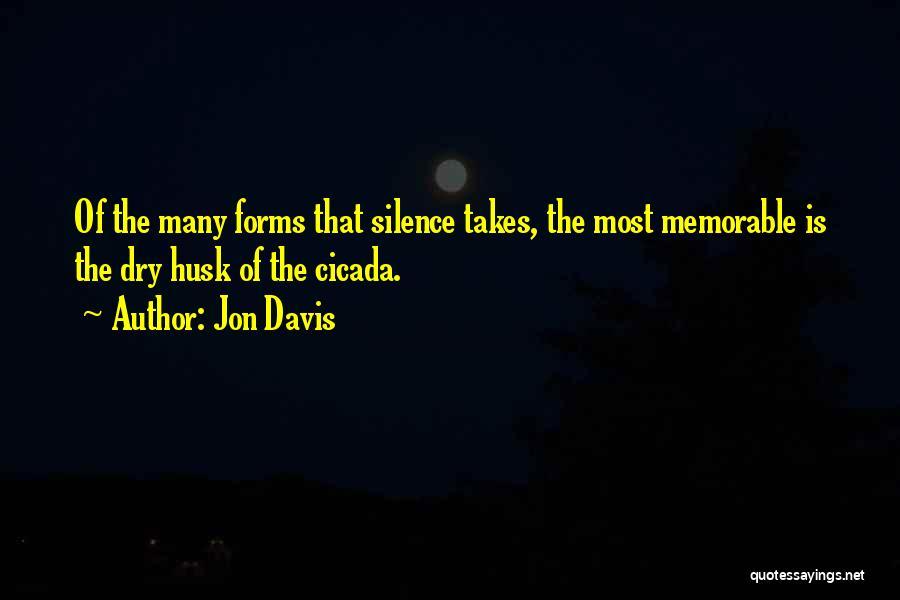Jon Davis Quotes 380612