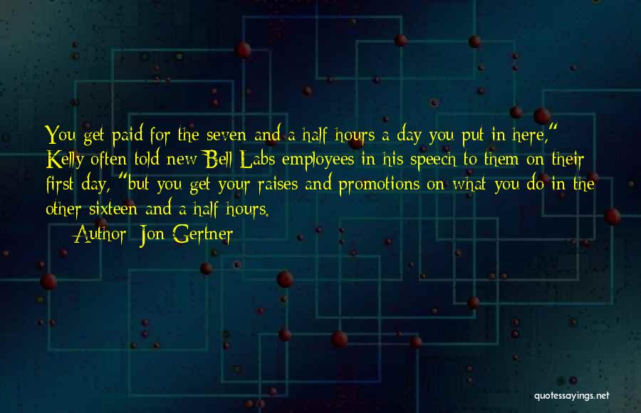 Jon Gertner Quotes 941739
