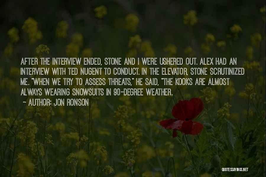 Jon Ronson Quotes 133795