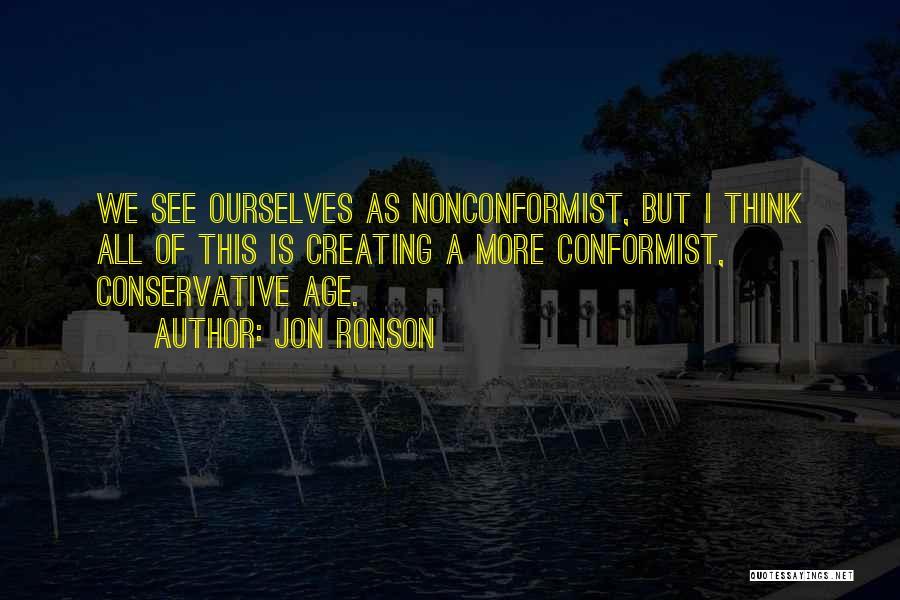 Jon Ronson Quotes 1419830