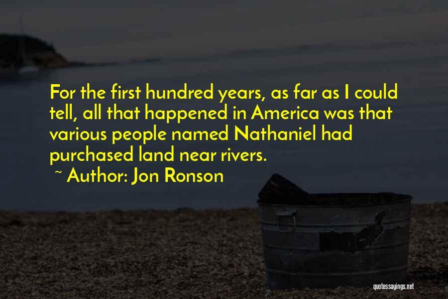 Jon Ronson Quotes 1486016