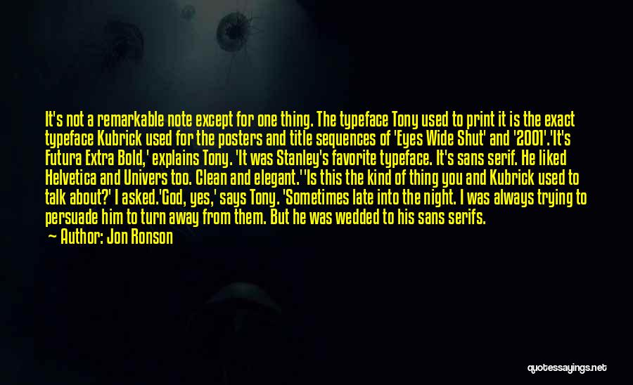 Jon Ronson Quotes 1486270
