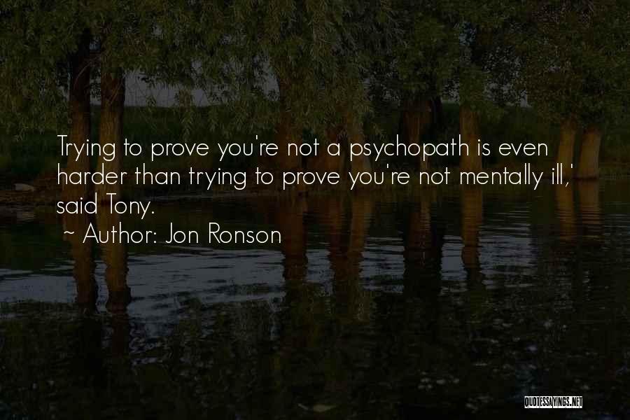 Jon Ronson Quotes 1596877