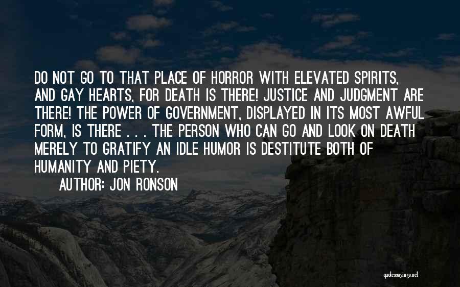 Jon Ronson Quotes 1821177