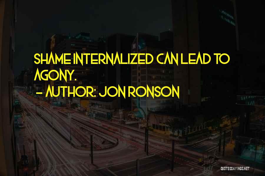 Jon Ronson Quotes 1979772