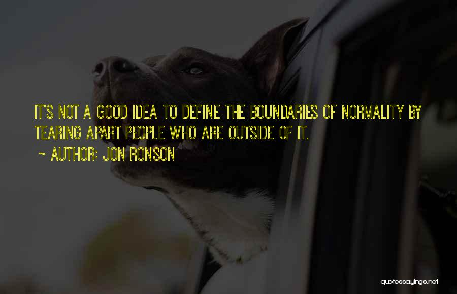 Jon Ronson Quotes 1991162