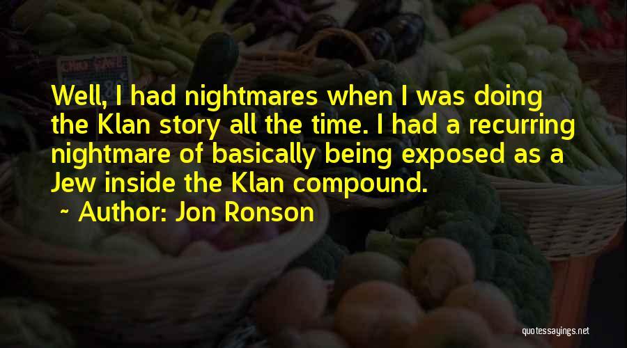 Jon Ronson Quotes 2069336