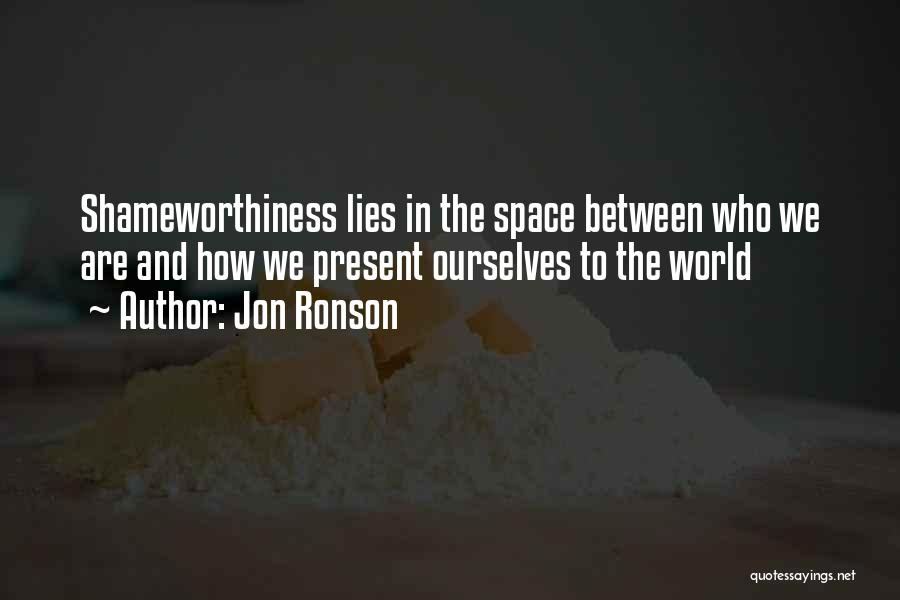 Jon Ronson Quotes 2211297