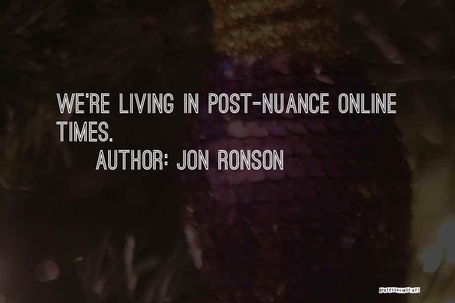 Jon Ronson Quotes 230001