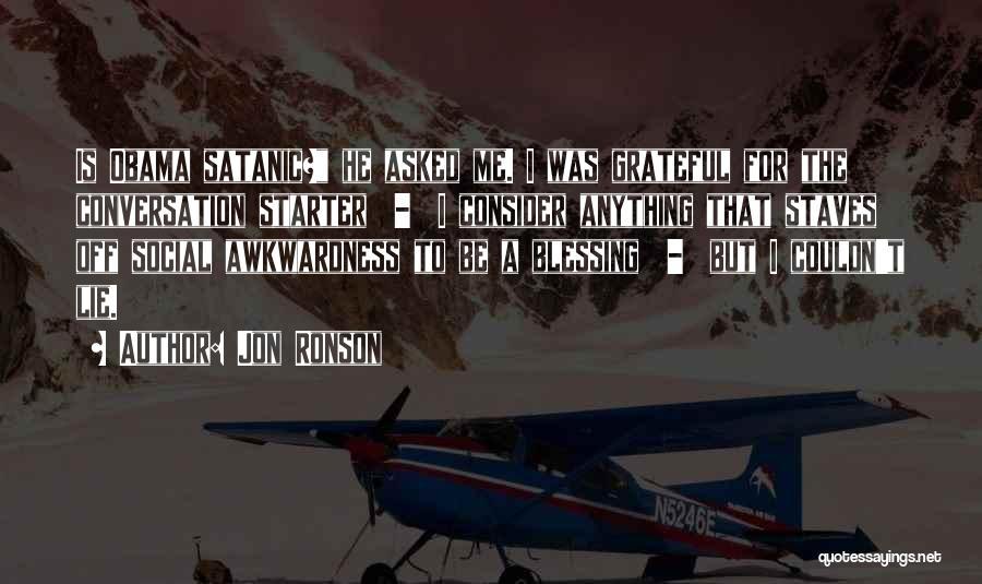 Jon Ronson Quotes 297803