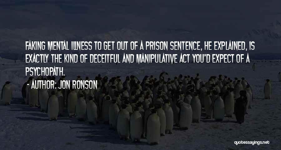 Jon Ronson Quotes 481347
