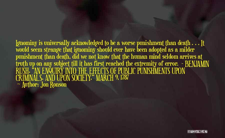 Jon Ronson Quotes 503792